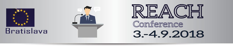 REACH konferencia 2018
