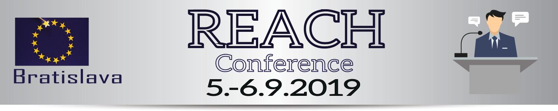 REACH konferencia
